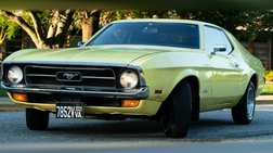 1971 Ford Mustang Base