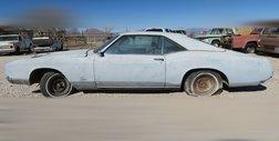 1967 Buick Riviera California Project Car! BLUE PLATE!