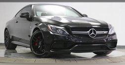 2017 Mercedes-Benz C-Class AMG C 63 S