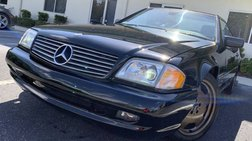 1998 Mercedes-Benz SL-Class SL 500