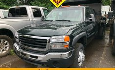 2006 GMC Sierra 3500 Extended Cab 4dr 4wd LB Chassis