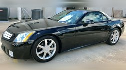 2006 Cadillac XLR All Standard Options