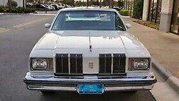 1979 Oldsmobile Cutlass Supreme Brougham