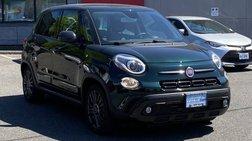 2020 Fiat 500L Urbana