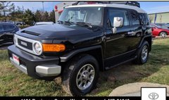 2011 Toyota FJ Cruiser Base