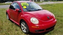2007 Volkswagen New Beetle SPORT