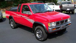1994 Nissan Truck 1-OWNER 146K XE 4WD 3.0L V6 5-SPEED COLD A/C KING CAB TRUCK