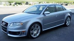 2007 Audi RS 4 in Avus Silver - Fresh Carbon Cleaning + more