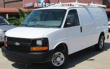2014 Chevrolet Express Cargo Van 2500