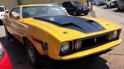 1973 Ford Mustang 2-Door Hatchback