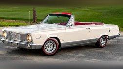1966 Plymouth Convertible