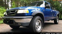 2007 Mazda Truck B4000 Cab Plus 4 4WD
