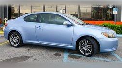 2008 Scion tC Hatchback Coupe 2D