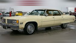 1976 Oldsmobile Ninety-Eight Regency