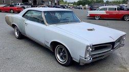 1966 Pontiac GTO 2 DOOR