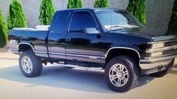 1998 Chevrolet C/K 1500 C1500 Silverado