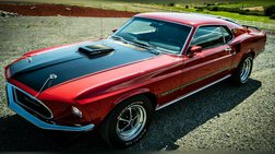 1969 Ford Mustang 428 CJ Mach 1