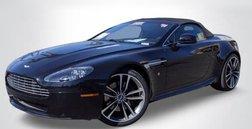 2011 Aston Martin V8 Vantage Standard