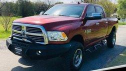 2013 Ram Ram Pickup 2500 Big Horn