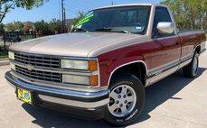1992 Chevrolet C/K 1500 Reg. Cab 8-ft. Bed 2WD
