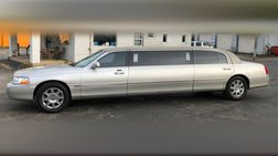 2010 Lincoln Town Car Executive