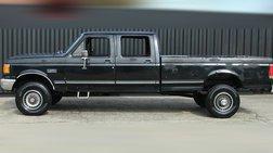 1990 Ford F-350 7.3 IDI DEISEL! 4X4! 4 DOOR!