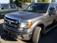 2013 Ford F-150 4x4 FX4 4dr SuperCrew Styleside 6.5 ft. SB