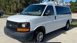 2013 Chevrolet Express LS 3500