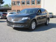 2016 Lincoln MKT Town Car Livery Fleet