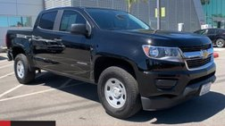 2018 Chevrolet Colorado Work Truck