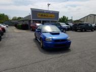 2004 Subaru Impreza WRX STi WRX STI
