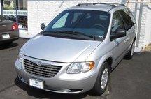 2003 Chrysler Voyager LX Popular