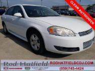 2011 Chevrolet Impala LT Fleet