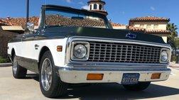 1971 Chevrolet Blazer CST