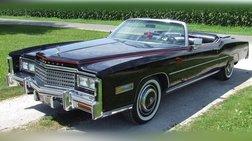 1978 Cadillac Eldorado Convertible
