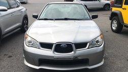 2007 Subaru Impreza 4dr H4 AT i