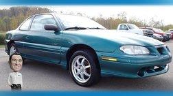 1996 Pontiac Grand Am GT