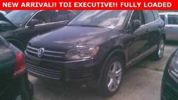 2012 Volkswagen Touareg TDI Executive