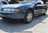 2002 Oldsmobile Alero GX