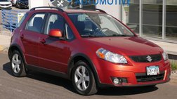 2012 Suzuki SX4 Crossover Premium