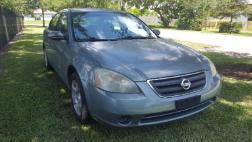 2004 Nissan Altima 2.5