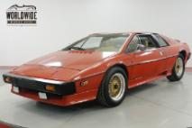 1977 Lotus Esprit 31K MI COLLECTOR GRADE 2L 5-SPEED MUST SEE