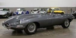 1967 Jaguar XK Series I Convertible