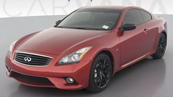2015 Infiniti Q60 Coupe Q60S Limited Coupe 2D