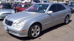 2003 Mercedes-Benz E-Class E 320