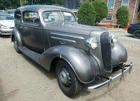 1936 Chevrolet 2 DOOR/ CLEAN TITLE / LOTS OF NEW PARTS /RUNS GREAT