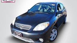 2008 Toyota Matrix Matrix