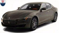 2021 Maserati Ghibli SQ4 GranLusso
