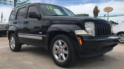 2012 Jeep Liberty Latitude
