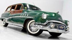 1951 Buick Roadmaster Estate Wagon